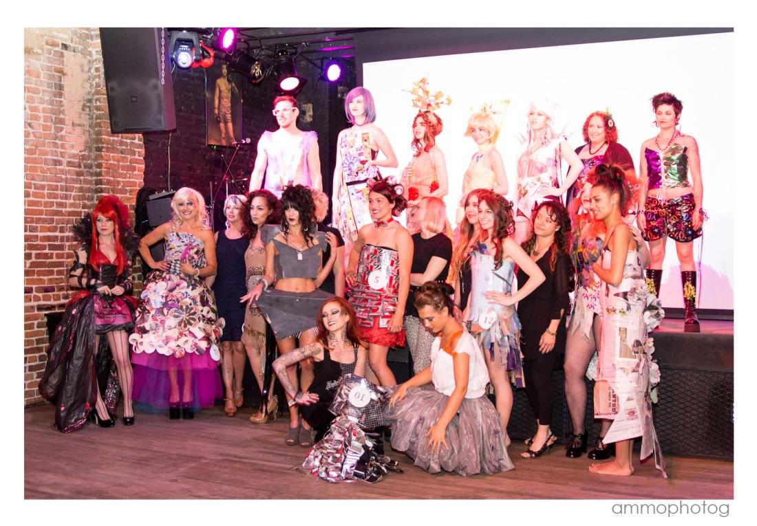 boise aveda trashion show 2014
