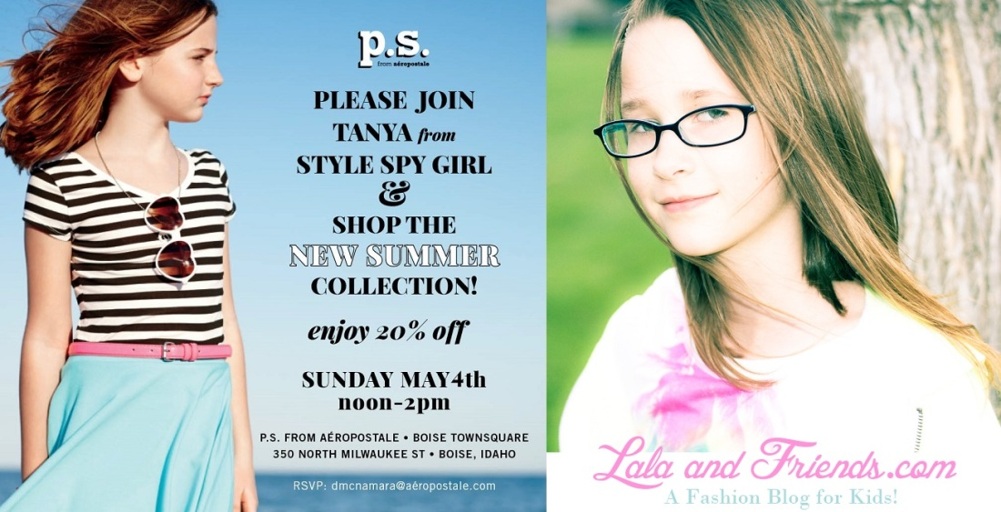 ps from aeropostale epic kids