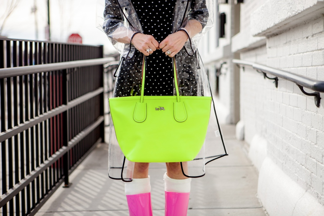 spring fashion 2015 neons from coach