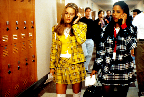 clueless yellow outfit