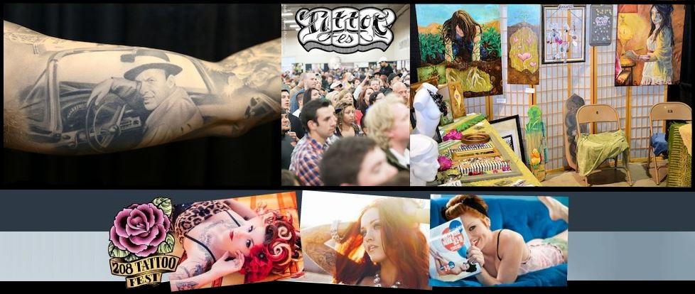 208 tattoo fest boise