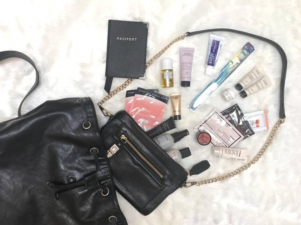 packing light advice fashion blogger