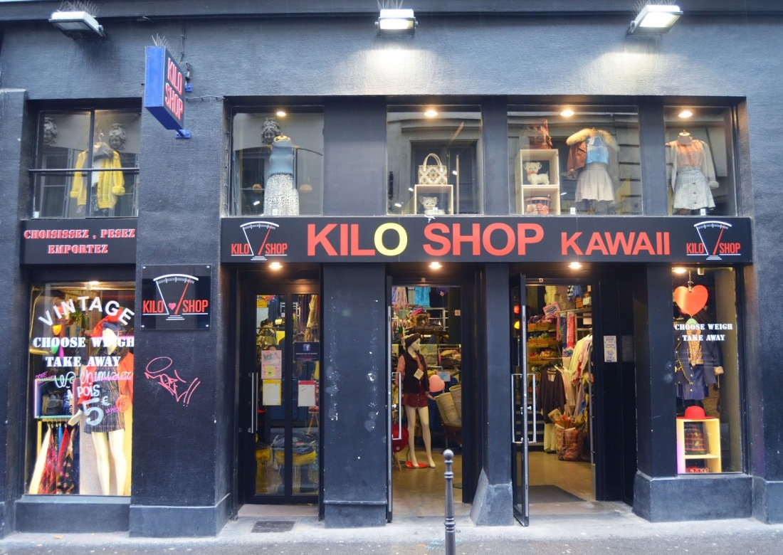 Kilo paris shop vintage